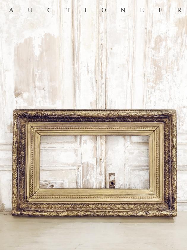 1930年代<br>法國實木畫框 1