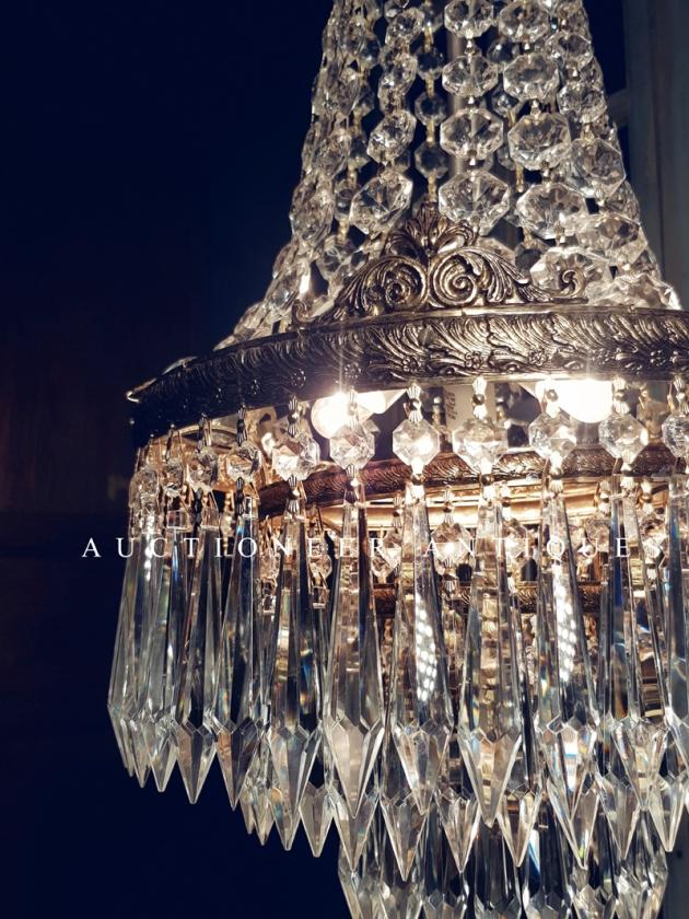 1950年代<br>法國Empire水晶燈 4